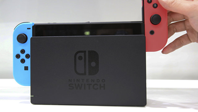 Nintendo Switch. Архивное