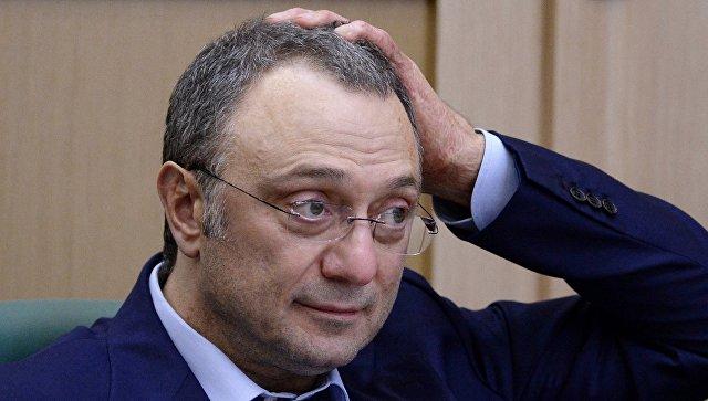 Член Совета Федерации РФ Сулейман Керимов
