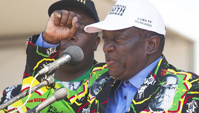 СМИ сообщили дату инаугурации нового президента Зимбабве