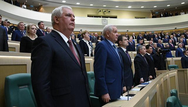 Совфед одобрил закон о СМИ-иноагентах