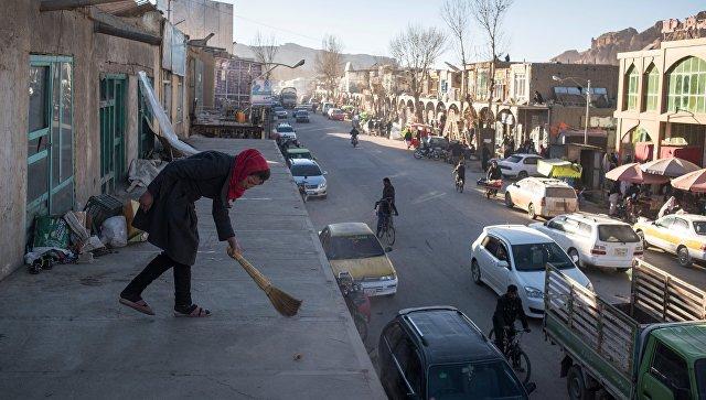 Ситуация в Афганистане. Архивное фото