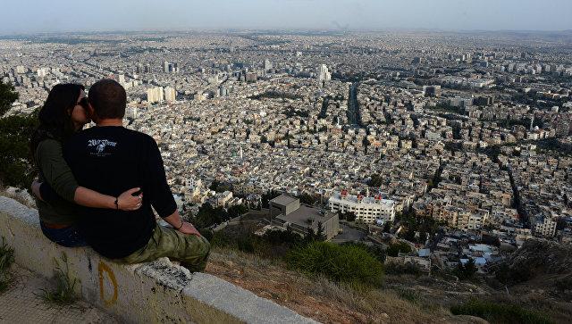 """В МККК призвали власти Сирии обратить внимание на """"уставших воевать людей"""""""