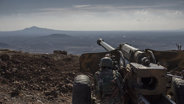 Сирийская армия освободила шесть деревень на юге провинции Идлиб