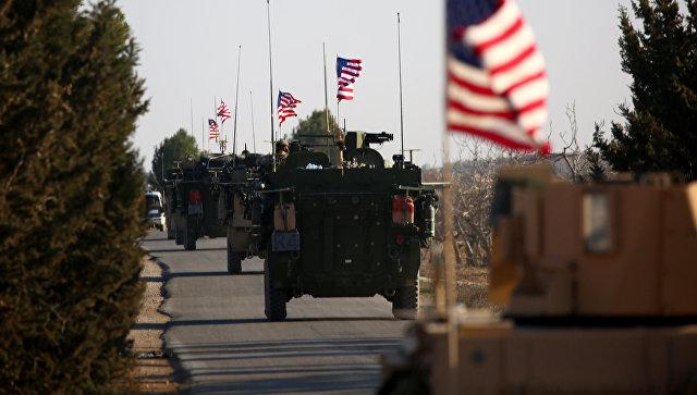 Эрдоган планирует уничтожить создаваемые США «силы безопасности границы» в Сирии