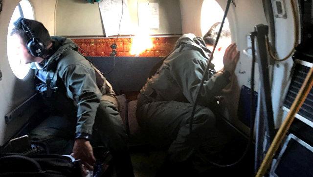 Профессионалы ВМФ вылетели вАргентину для участия впоисках подлодки «Сан-Хуан»