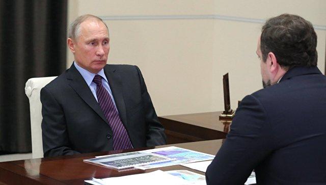 Путин поручил главе Минприроды навести порядок сутилизацией отходов