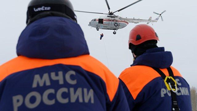 В Якутии нашли живыми пропавших в тундре людей