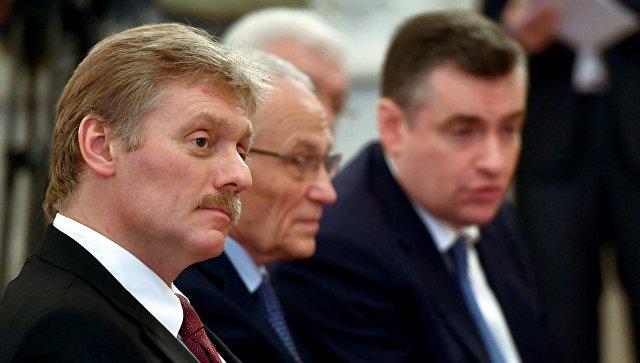 Кремль нестал объяснять вопрос о значимости интернета впредвыборной кампании