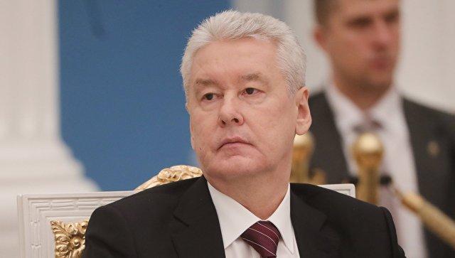 Мэр Москвы Сергей Собянин. Архивное фото