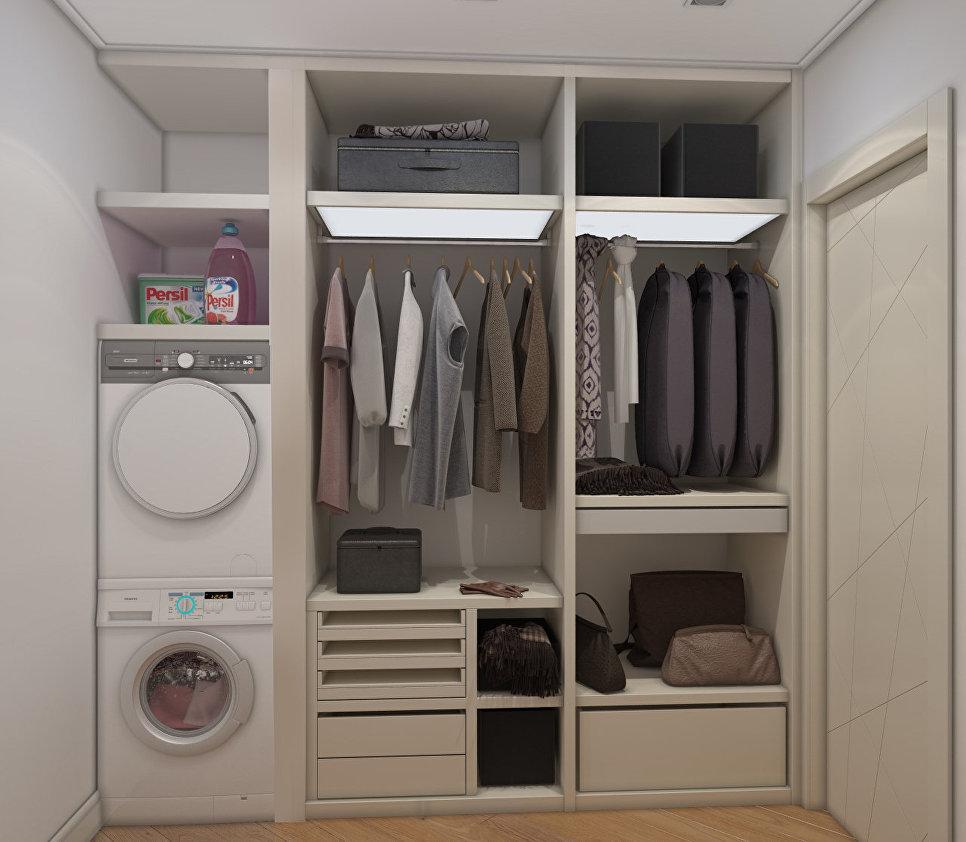 Барахолка in da house: где хранить бытовую технику и домашнюю утварь