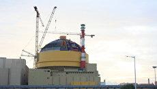 АЭС Куданкулам в Индии. Архивное йфото