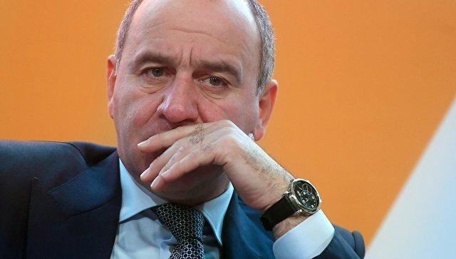 Глава Карачаево-Черкесской Республики Рашид Темрезов на IV Всероссийском форуме легкой промышленности
