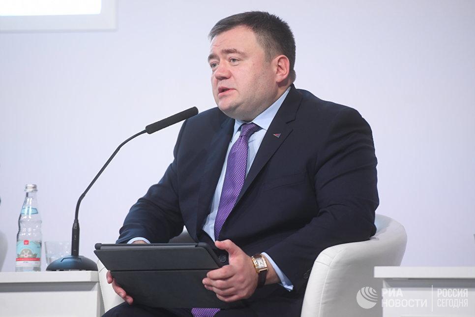 Генеральный директор АО Российский экспортный центр (РЭЦ) Петр Фрадков