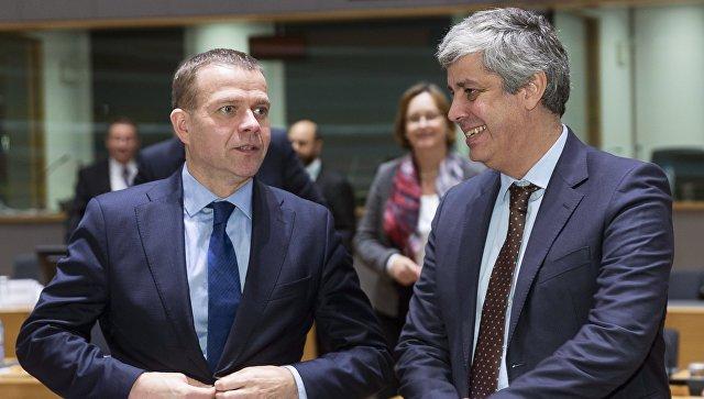 Минфин Португалии избран новым главой Еврогруппы