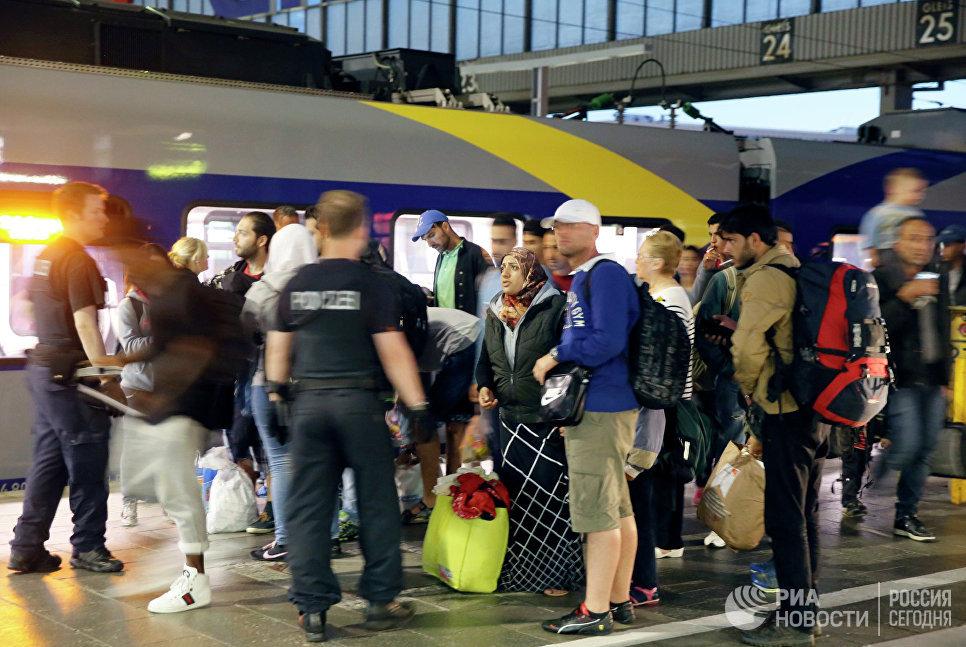 Европейская комиссия  подала всуд наЧехию заотказ принимать мигрантов