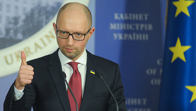 ВМВД Украины прокомментировали задержание Яценюка вЖеневе