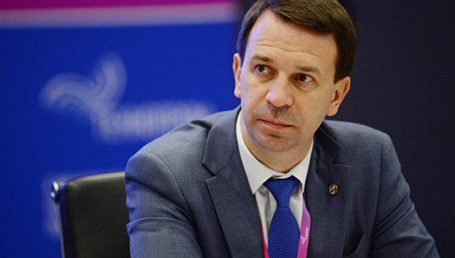 Заместитель Министра образования и науки Российской Федерации Григорий Трубников. Архивное фото