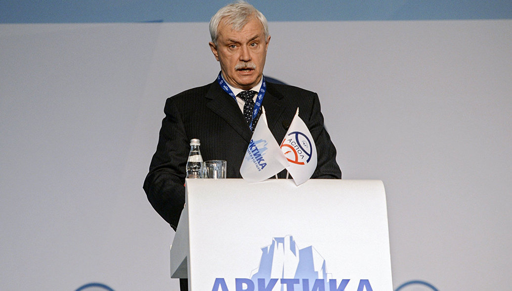 В составе правительства Санкт-Петербурга создадут арктическое подразделение
