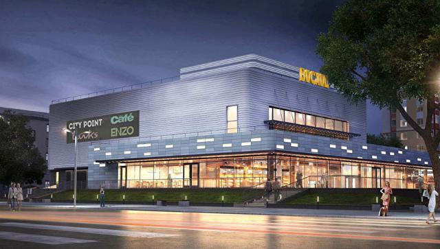 Дизайн кинотеатра «Восход» вЮВАО разработал автор музея вЛиссабоне