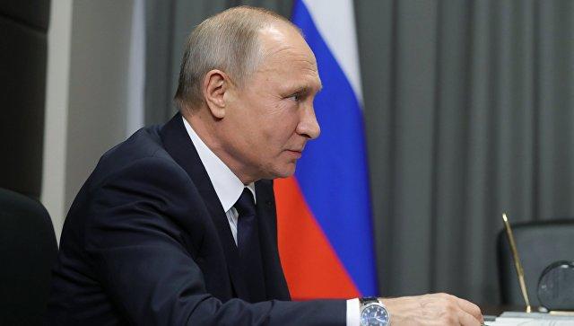 Владимир Путин предостерег «Ростех» отчрезмерного расширения