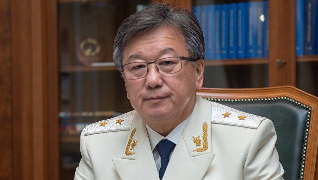 Главный военный прокурор Валерий Петров
