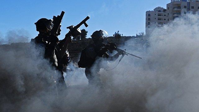 Армия Израиля отстранила от службы командира, укравшего яблоки у палестинского торговца