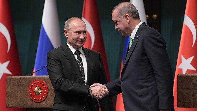 турецкий президент жёсткие заявления