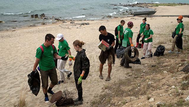 Экологическое волонтерство: посмотреть мир, помогая природе