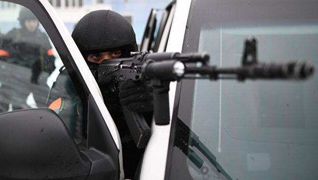 Набойцов Росгвардии повесят видеорегистраторы за1,8 млн