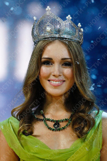 Ксения Сухинова - Мисс Россия-2007