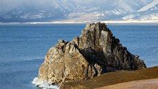 Мыс Бурхан на острове Ольхон. Архивное фото