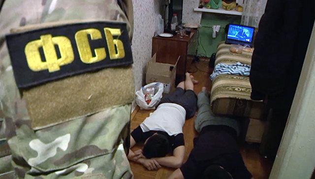 Сотрудники ФСБ предотвратили теракт в Петербурге