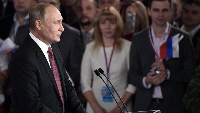 Активисты рассказали о встрече с Путиным