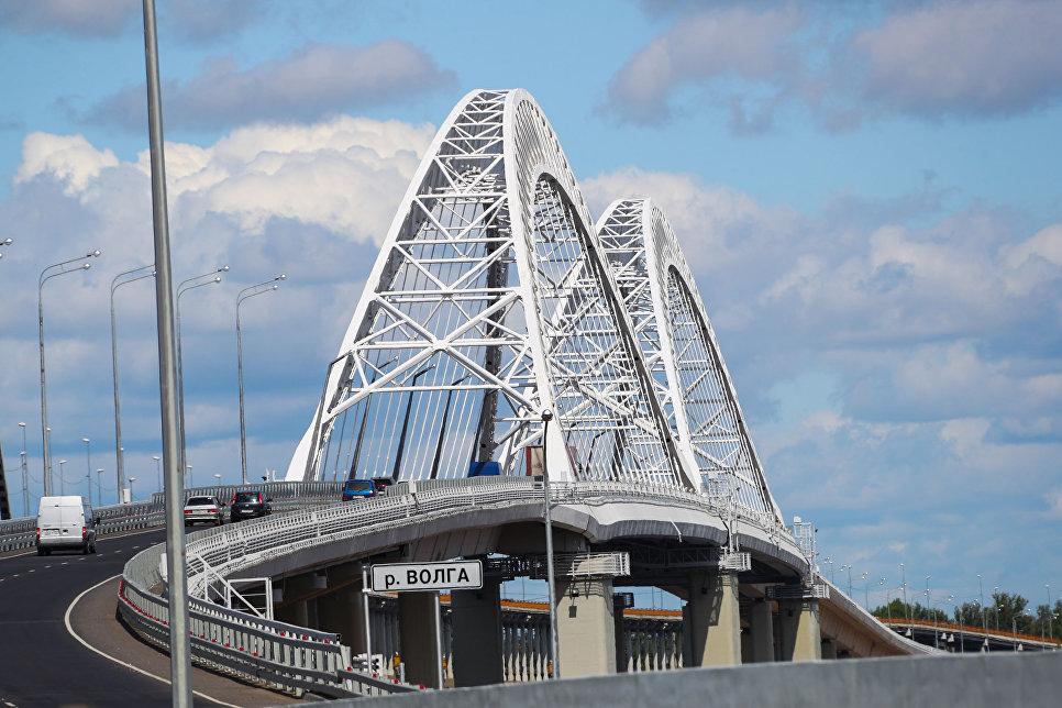 Нижний Новгород, Борский мост.