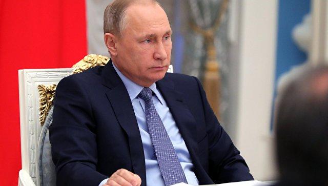 Путин проведет заседание Совета по стратегическому развитию и нацпроектам