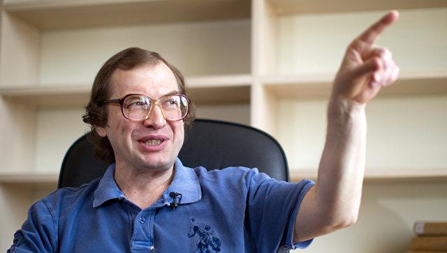 Сергей Мавроди. Архивное
