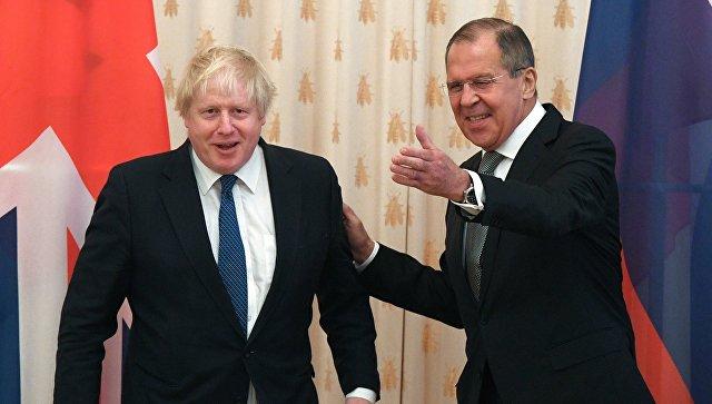 Украина является препятствием для дружбы Российской Федерации и Англии — Борис Джонсон