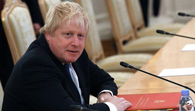 Джонсон предложил РФ сотрудничать поИрану, Сирии иКНДР
