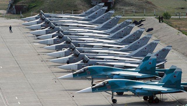 Сергей Шойгу проинформировал о восстановлении реконструкции военного аэродрома вВоронеже