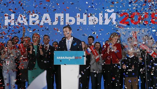 «ЦИК готовит нам отказ врегистрации»— Навальный