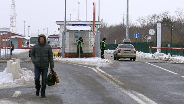 На границе России и Украины возобновили пропуск грузовиков