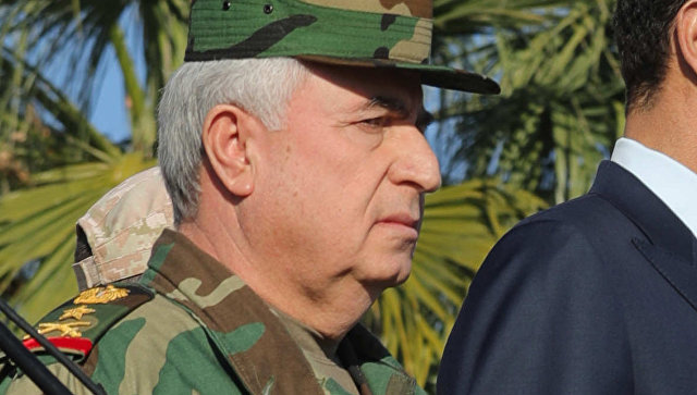 Асад назначил нового министра обороны Сирии