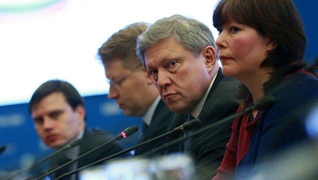 """""""Яблоко"""" потратило на сбор подписей девять миллионов рублей"""