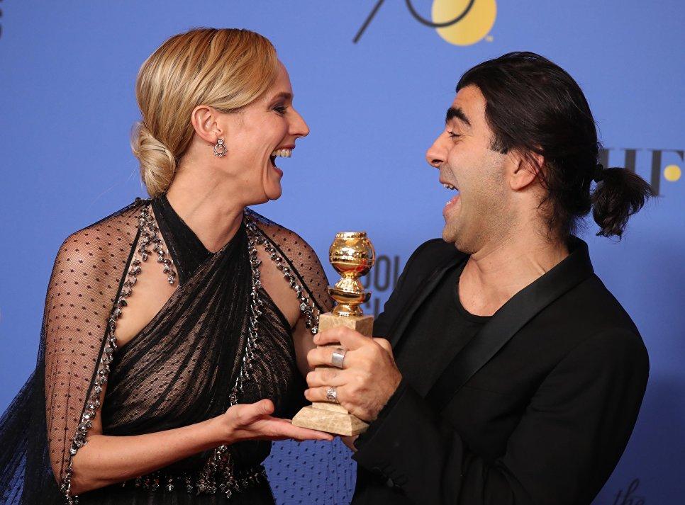 Лучшим фильмом на иностранном языке стала картина На пределе Фатиха Акина, обойдя в номинации Нелюбовь Андрея Звягинцева.