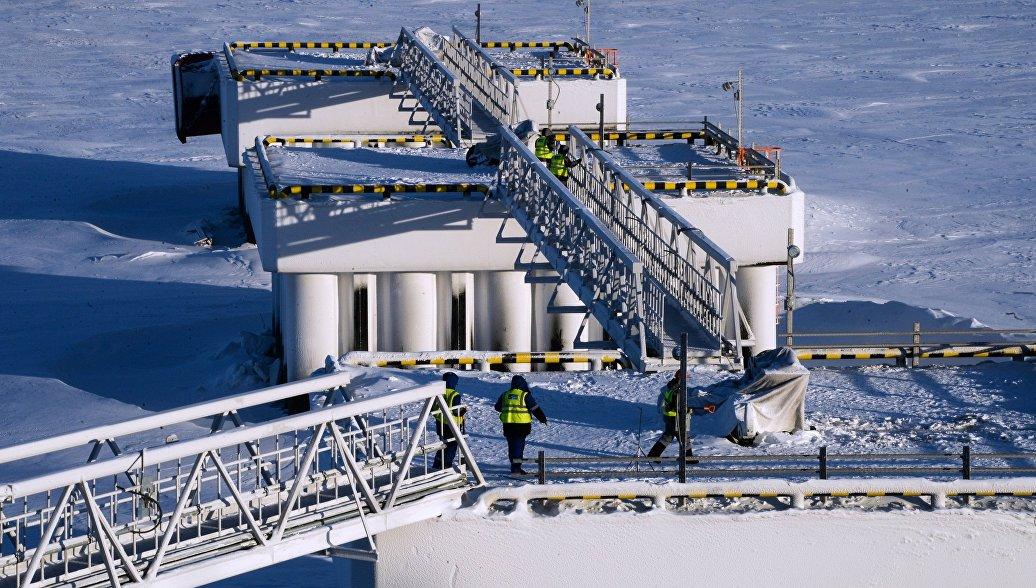 Названа причина разворота танкера с российским газом для США