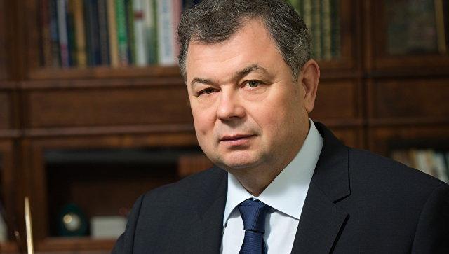 Губернатор Калужской области Анатолий Артамонов. Архив