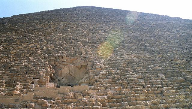 Пирамида Хеопса. Архивное фото