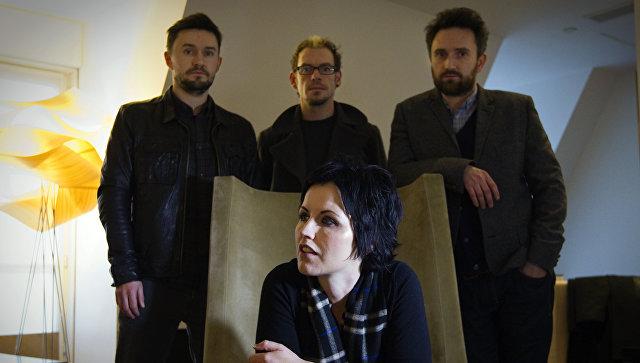 Долорес О'Риордан в составе группы The Cranberries. Архивное фото