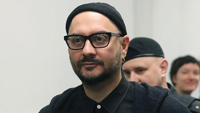 Режиссер Кирилл Серебренников в Басманном суде Москвы. 16 января 2018