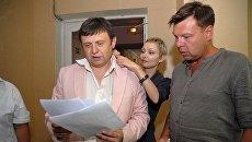 Участник КВН Владимир Дуда. архивное фото